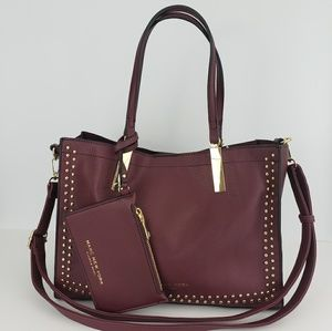 Marc By: Marc Andrew New York Leather Satchel Bag
